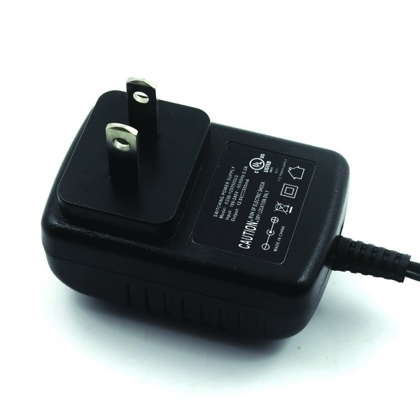 12V 1A AC/DC adapter, 12W swiching adapter