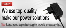 we use top-quality make our power solution